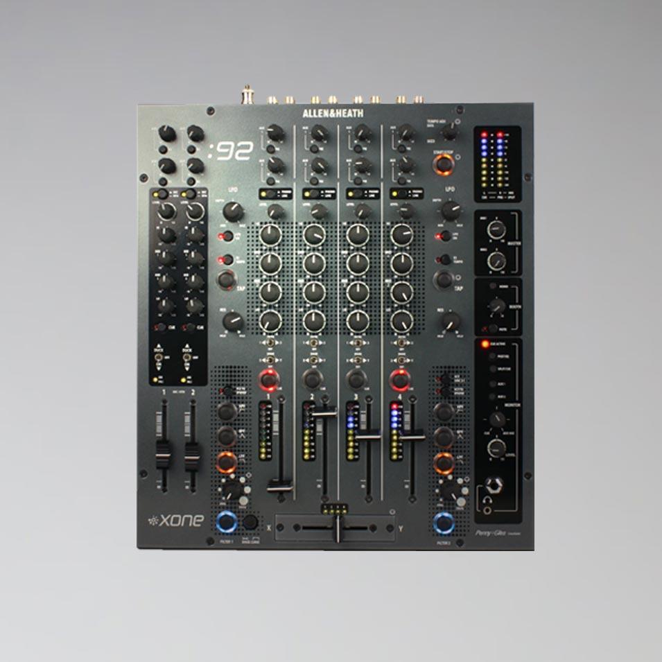 dj mixer mieten berlin